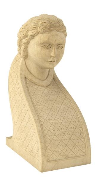 tête sculptée décor 4