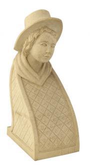tête  sculptée décor 7
