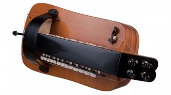 vielle à roue plate simple -  Atelier Boudet